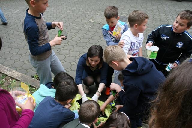 Katolička osnovna škola u Požegi - Naslovnica - Drugi razredi prigodno obilje...